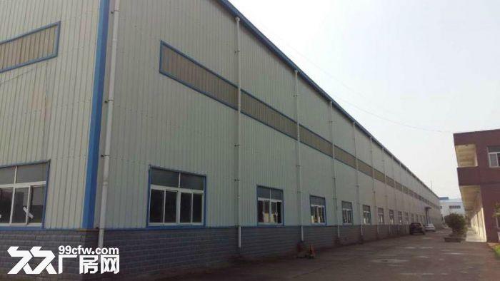 出售!常福23亩11000平米独门独院钢构厂房位置优越-图(3)