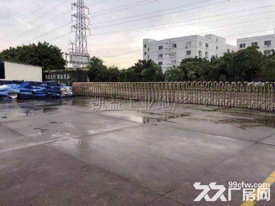 顺德26000方独门独院单一层靓厂房整租-图(2)