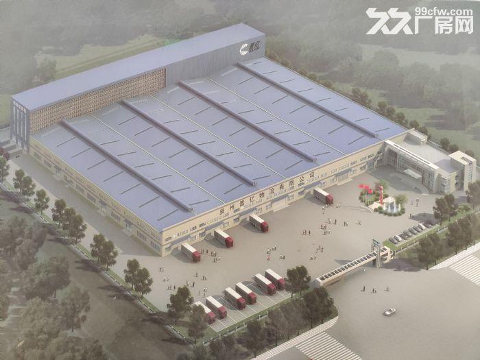 泉州台商区物流园区出租,仓库+办公楼+空地40000平-图(3)