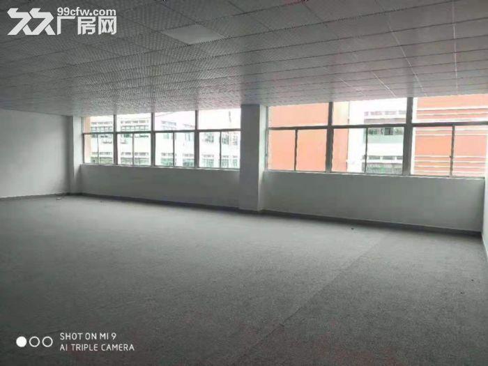 龙岗五和地铁站精装办公室600平出租-图(3)