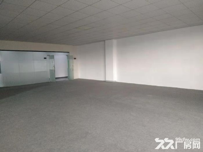 龙岗五和地铁站精装办公室600平出租-图(4)