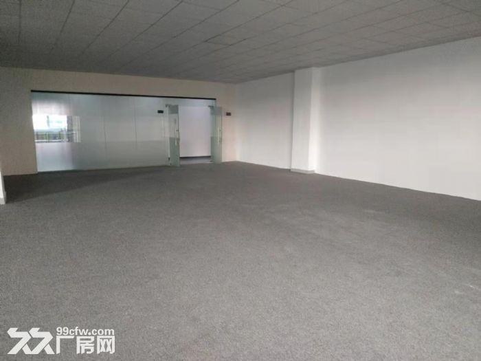 龙岗五和地铁站精装办公室600平出租-图(5)