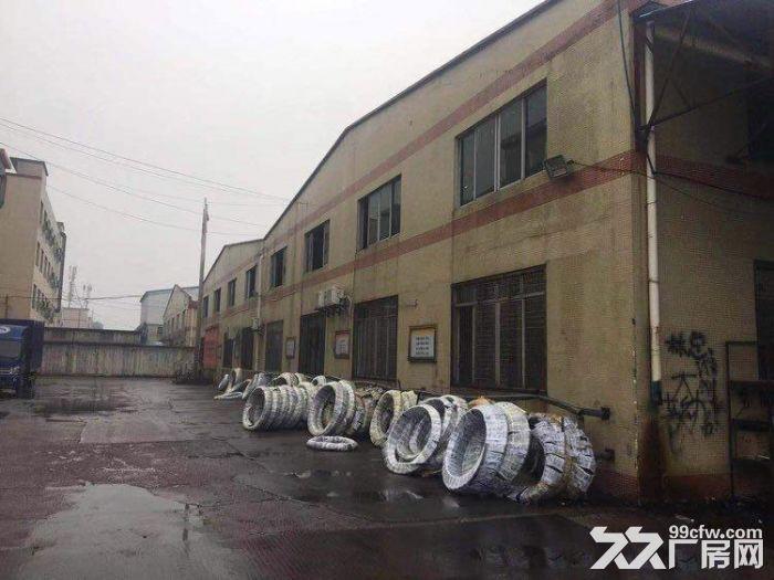 新华工业区8米高钢构3150平米车降价了车间吊顶-图(2)