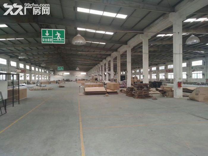 花都镜湖工业区独院钢构9800平米22元低价出租-图(3)