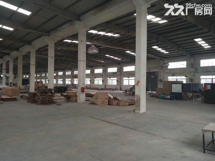 花都镜湖工业区独院钢构9800平米22元低价出租-图(2)