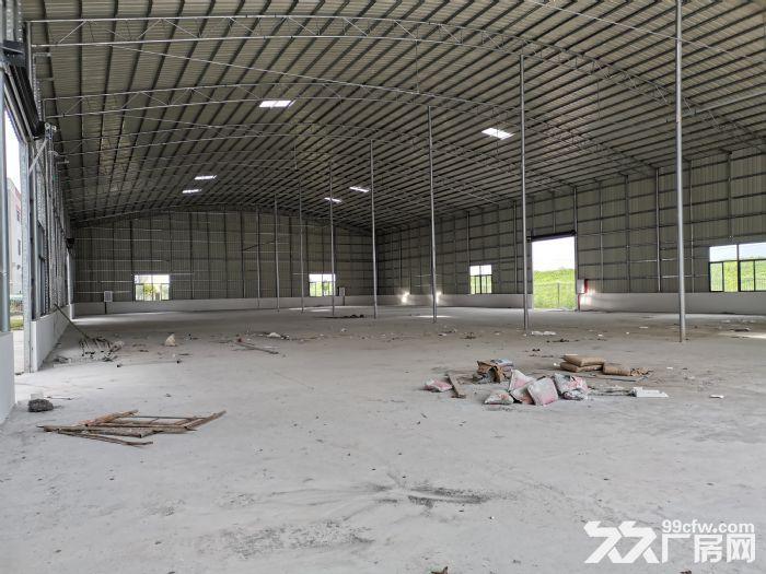 顺德大良3000平方米厂房出租,单一层星棚、红本房产证、方正好用、有隔热层,通风-图(2)