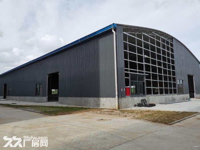 顺德大良3000平方米厂房出租,单一层星棚、红本房产证、方正好用、有隔热层,通风-图(6)
