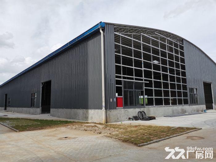 顺德大良3000平方米厂房出租,单一层星棚、红本房产证、方正好用、有隔热层,通风-图(7)