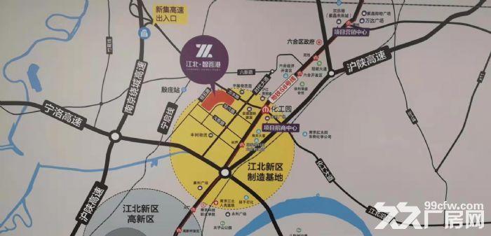江北地铁口厂房有产权50年500至6400平多种户型欢迎咨询-图(4)