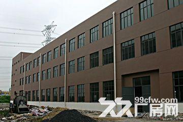 出租厂房上海松江区泗泾开发区104板块标准厂房三层12600平方证齐全-图(4)