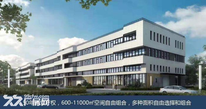 江门台山工业新区50年独立产权全新厂房出售,可按揭-图(1)