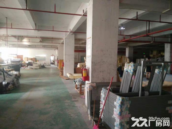 龙江镇高窖工业区3050平方米4楼厂房出租-图(2)
