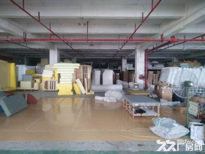 龙江镇高窖工业区3050平方米4楼厂房出租-图(3)