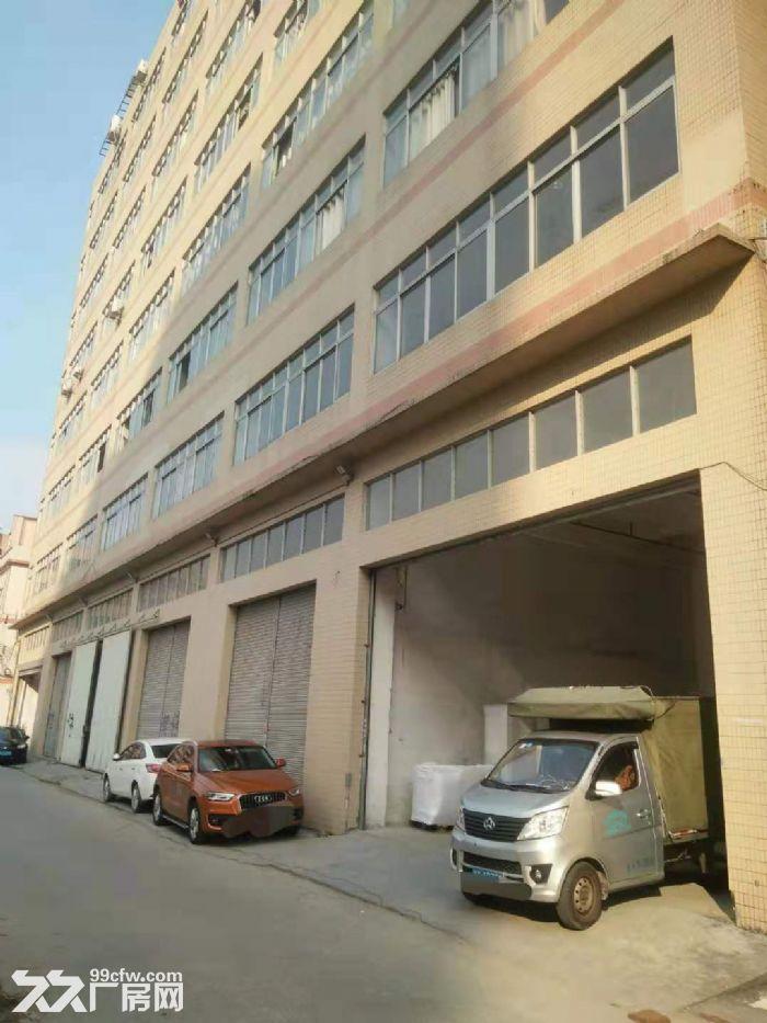 龙江镇高窖工业区3050平方米4楼厂房出租-图(4)