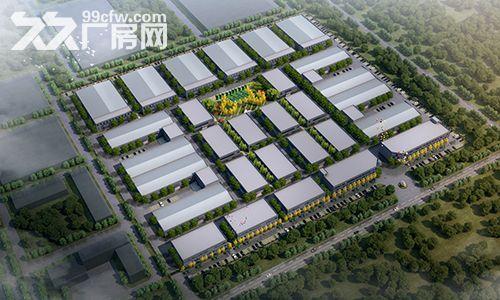 潍坊滨海新区工业产业园厂房出租,政策优惠,价格优惠-图(4)