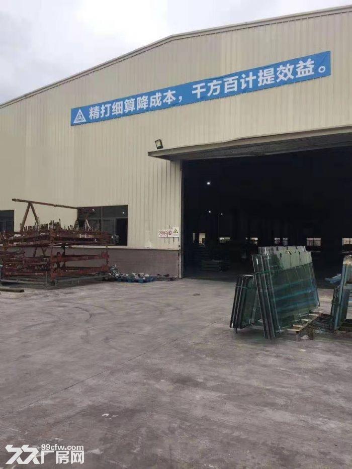 惠东白花镇独门独院红本49000平11米钢构大小可分租-图(3)