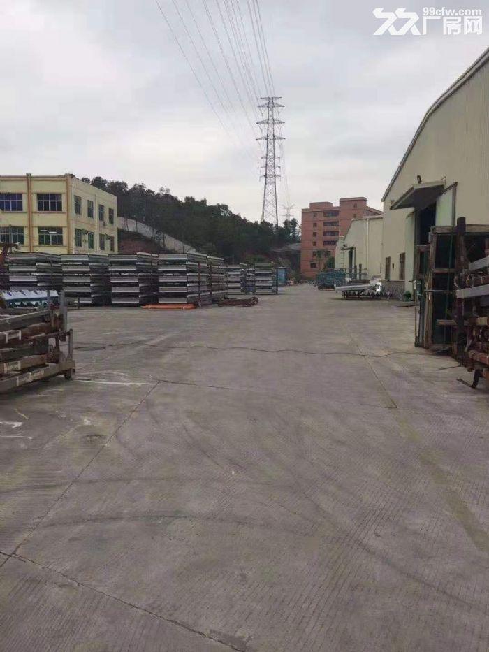 惠东白花镇独门独院红本49000平11米钢构大小可分租-图(6)