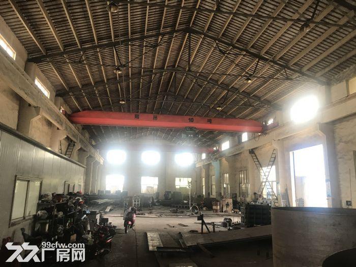 申港1100方机械厂房对外招商-图(1)