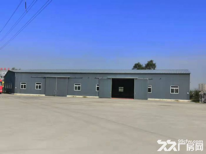 非常宽敞的田家厂房和罐区-图(2)