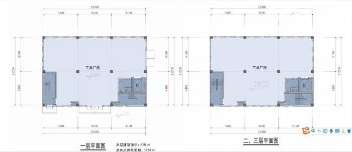 地铁口厂房500至6400平独栋双拼产证齐全多套可选-图(5)