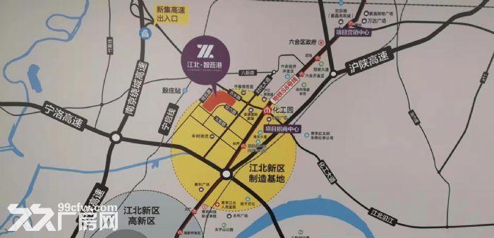 地铁口厂房500至6400平独栋双拼产证齐全多套可选-图(4)