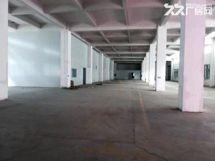 出租清溪三中一楼高6.5米精装修办公室厂房2600平-图(1)