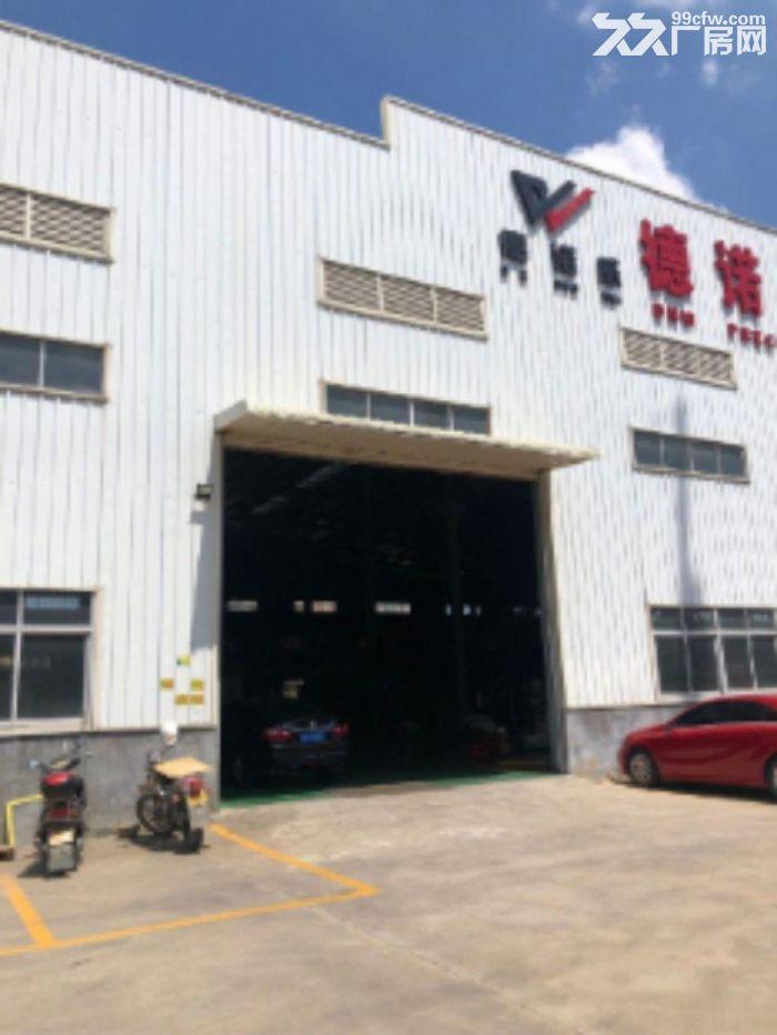 3000平标准钢结构厂房招租−南安霞美镇滨江−有住宿-图(2)