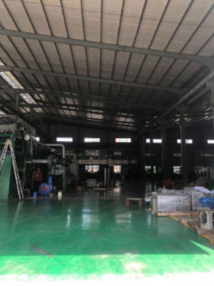 3000平标准钢结构厂房招租−南安霞美镇滨江−有住宿-图(5)