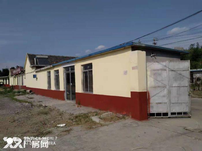 房屋出租:花仙子西湖镇驻地南一公里省道东侧房屋10间面积2亩水电齐全-图(1)