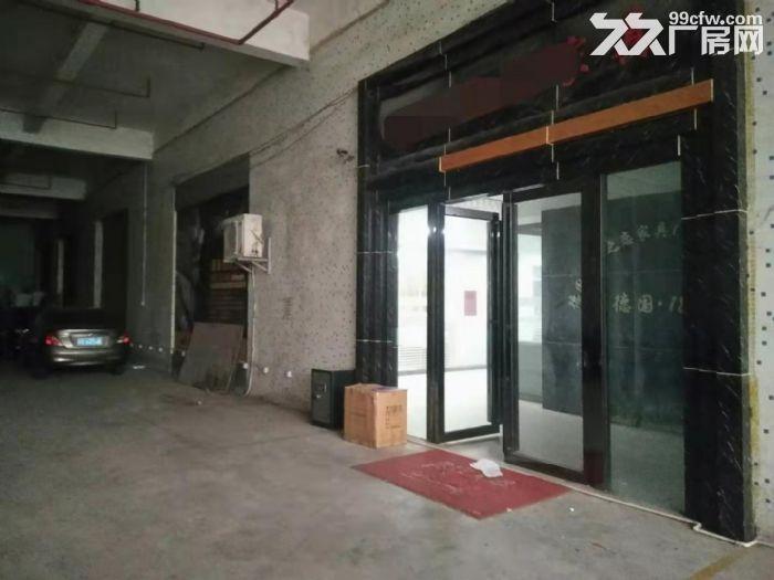 龙江镇沙富工业区1000方首层展厅仓库出租-图(1)