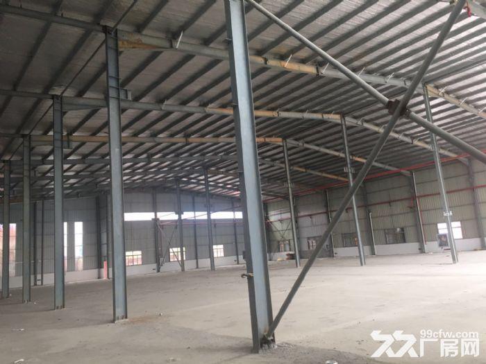 武汉市江夏区金水闸闸东路3100㎡钢结构厂房出租层高9米天车5吨-图(4)