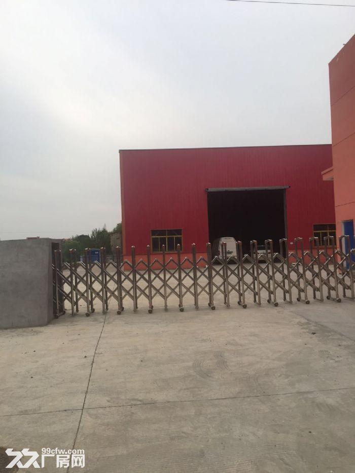 武汉市江夏区金水闸闸东路3100㎡钢结构厂房出租层高9米天车5吨-图(3)