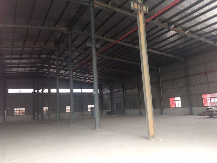 武汉市江夏区金水闸闸东路3100㎡钢结构厂房出租层高9米天车5吨-图(5)
