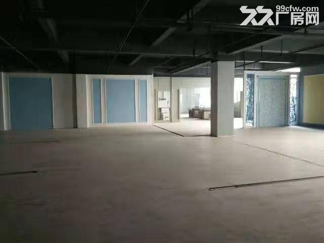顺德龙江镇龙首大道1800方三楼标准厂房出租-图(1)