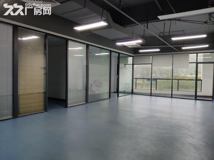 南山西丽塘朗地铁站附近190平精装办公室出租!-图(1)