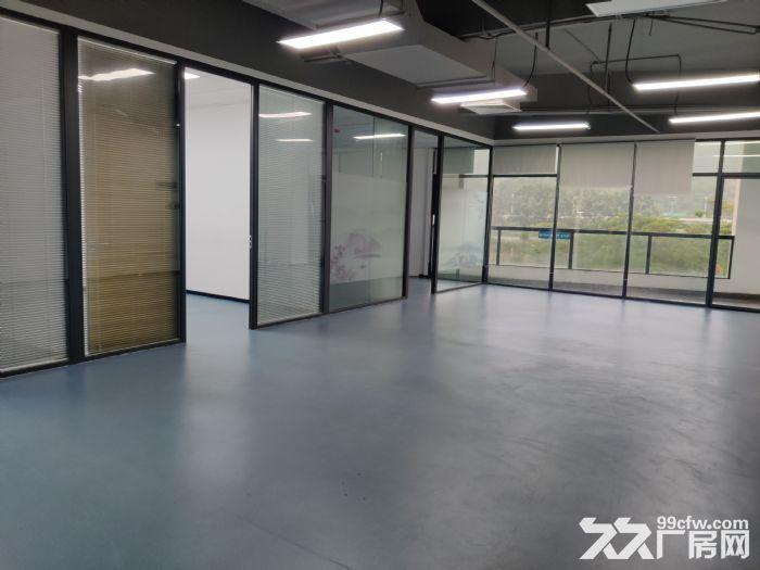 南山西丽塘朗地铁站附近190平精装办公室出租!-图(2)