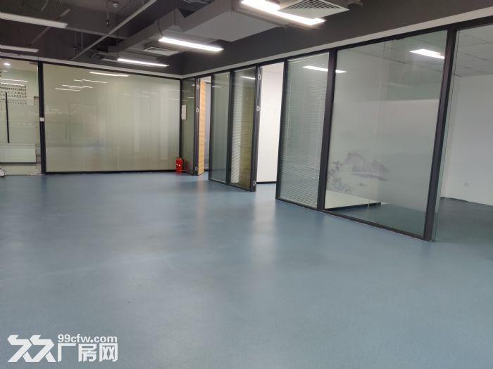 南山西丽塘朗地铁站附近190平精装办公室出租!-图(3)