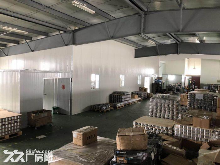 上海浦东航头森普工业园,办公装修全新,设施具全。-图(5)