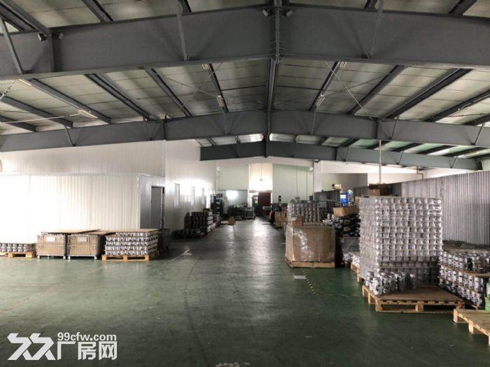 上海浦东航头森普工业园,办公装修全新,设施具全。-图(6)