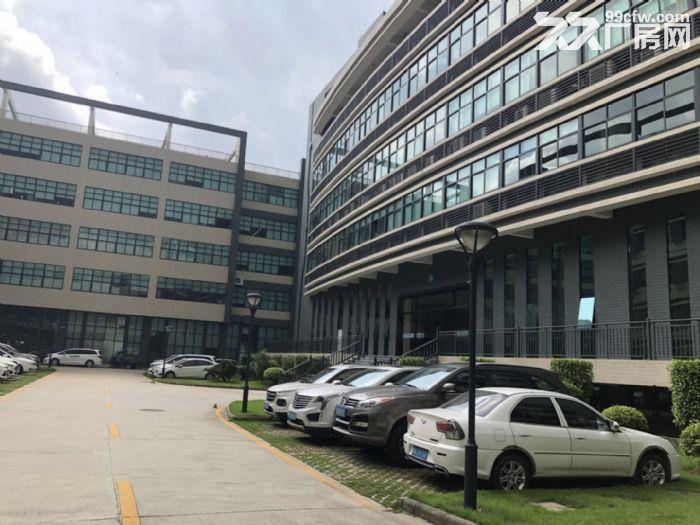 黄埔科学城16000平方厂房办公楼招租,可根据需要分租-图(1)