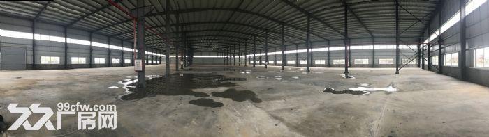 惠州原房东10米层高钢结构厂房,证件消防齐全,空地大,主干道旁,价格不到2-图(3)