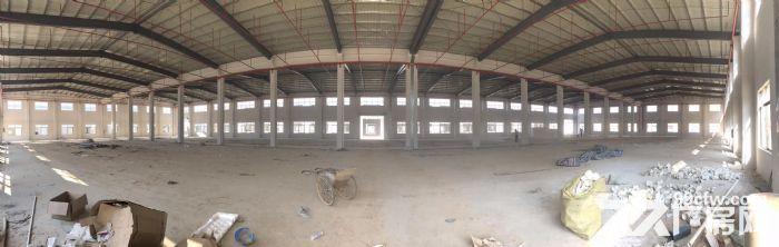 惠州原房东10米层高钢结构厂房,证件消防齐全,空地大,主干道旁,价格不到2-图(5)