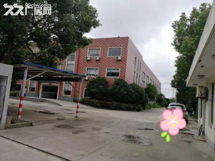奉贤区上海化学工业区S4高速出口厂房出租-图(1)