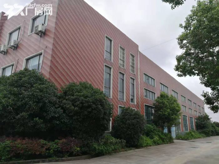 奉贤区上海化学工业区S4高速出口厂房出租-图(3)
