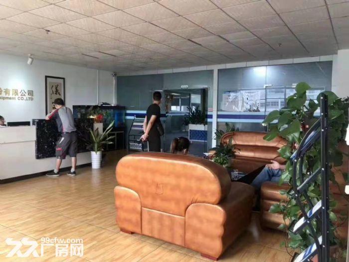 凤岗怡安工业城附近楼上1400平方精装修厂房出租-图(1)