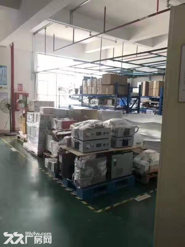 凤岗怡安工业城附近楼上1400平方精装修厂房出租-图(2)