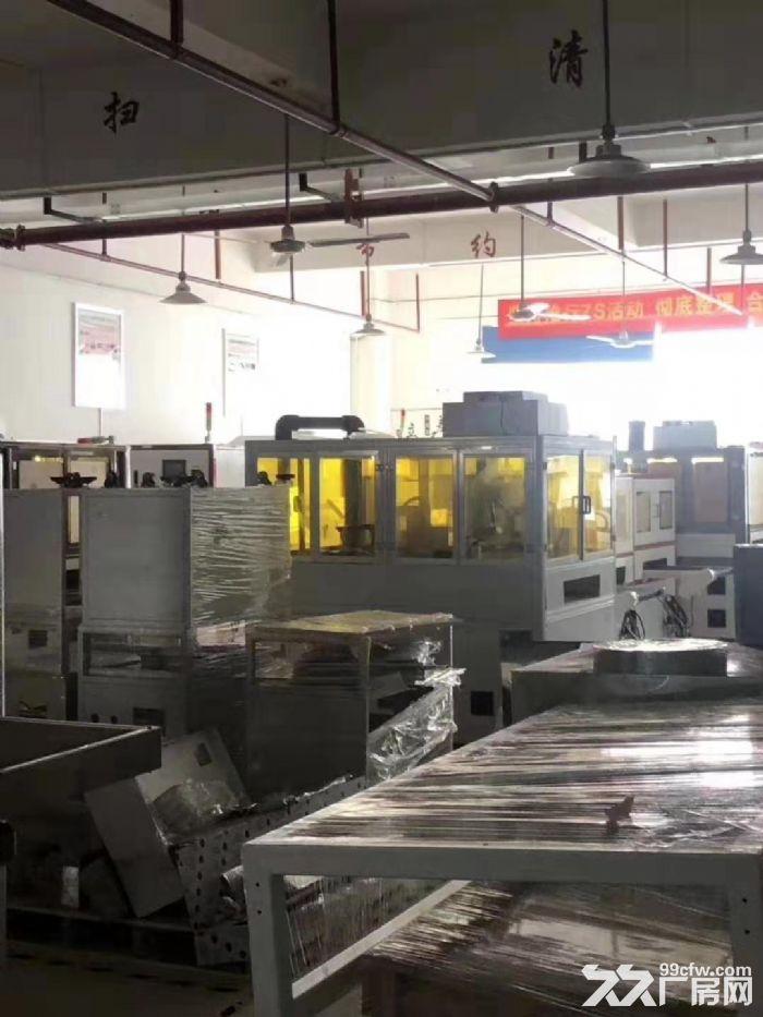 凤岗怡安工业城附近楼上1400平方精装修厂房出租-图(4)