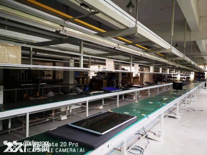 标准厂房出租,带生产线两条,适合中小型电子厂-图(4)