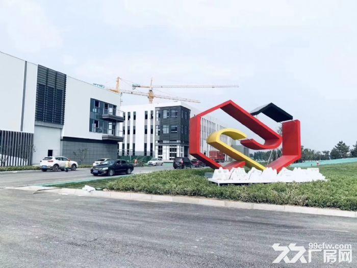 高新区机场北侧1400−8000㎡厂房租售丨工业产权,产证齐全,可环评,可租售-图(1)