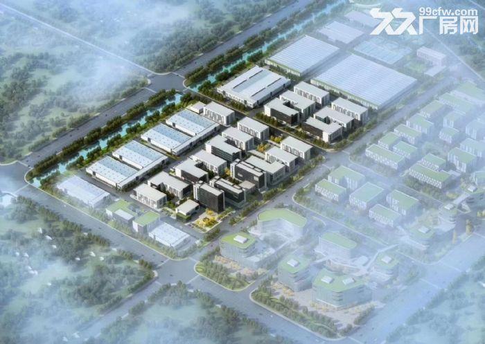 高新区机场北侧1400−8000㎡厂房租售丨工业产权,产证齐全,可环评,可租售-图(3)